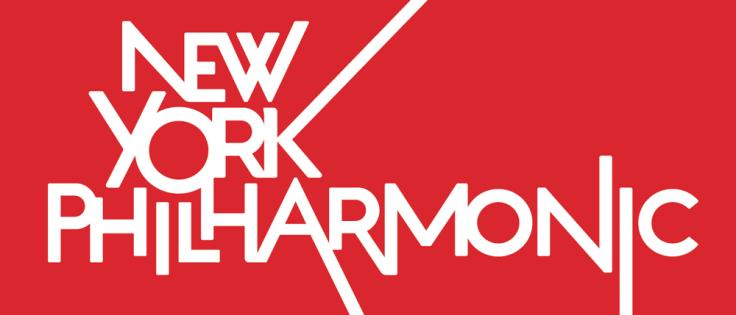 NY Philharmonic logo